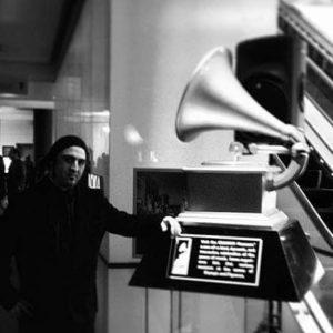 Oz Chiri at The 2014 Grammy Awards