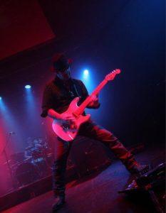 Oz Chiri & Blue Embrace Live at The Key Club