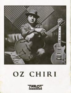 Oz Chiri press