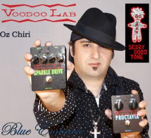 Oz Chiri Endorsement AD with Voodoo Lab